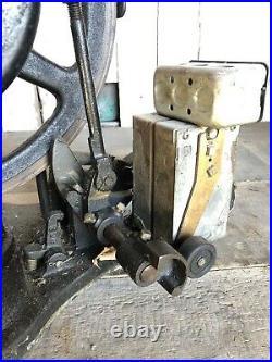 Antique OTIS Elevator Speed Governor Flyball Vintage Industrial Hit Miss Engine