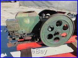 Antique Vintage 1940 Stover MFG CT-2 Hit & Miss Gas Engine 2 to 2-1/2 HP RUNS