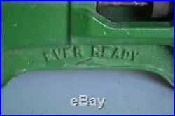 Antique Vintage Ever Ready Piston Pump Hit & Miss Engine