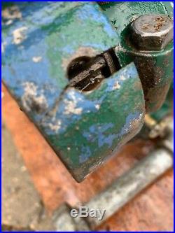Antique Vintage Hardie Water Pump Hit & Miss Engine industrial steampunk old