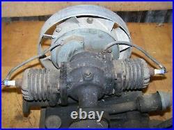 Antique/Vintage Maytag Hit Miss Engine Model 72D Motor Twin Kick Start Has Spark