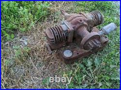 Antique/Vintage Maytag Hit Miss Engine Model 72D Motor Twin for parts