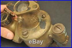 Antique Vintage Schebler Model D Carburetor Pat Oct 14 1902 Hit Miss Engine