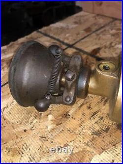 Antique Wizard Type HK Magneto Generator Autosparker Hit Miss Steam Engine Hot