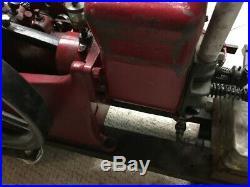 Associated Chore Boy 1.75hp rare w Webster mag runs nice hit miss engine