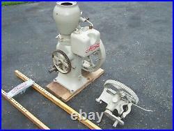 BAKER MONITOR 1 1/4hp VJ Hit Miss Gas Engine Ignitor Steam Tractor Oiler Motor