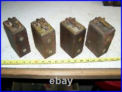 BRASS FORD MODEL T Car Truck Ignition Buzz Coils Hit Miss Gas Engine Steam HOT