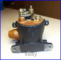 BUZZ COIL BOOSTER COIL INDUCTION COIL SPARK COIL GAS ENGINE HIT AND MISS