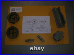 Bob Shores Eagle Hit Miss Model Engine Casting Kit, Drawings and Builders Hints