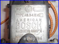 Bosch AB34 ED1 HOT magneto for hit miss gas engine