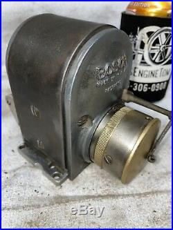 Bosch BAO 4 Bolt Magneto with Gear Hit Miss Gas Engine Motorcycle Mag
