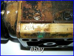Brass AMERICAN BOSCH ZU4 HART PARR Tractor Magneto Car Truck Hit Miss Engine HOT