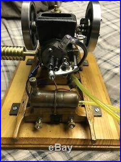 Briesch little Brother Model hit and Miss Engine