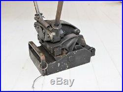 CLIPPER No. 3-6 BELT LACER STEAM ENGINE HIT & MISS