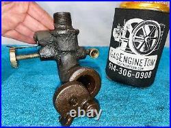 Carburetor for 1 1/2 1 3/4 or 2 HP Hercules Economy Jaeger Hit Miss Gas Engine