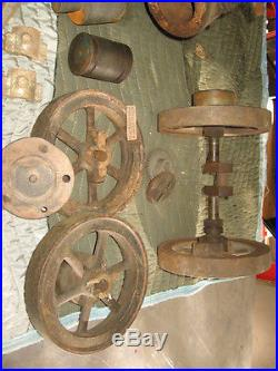 Carlisle & Fitch Project Engine, Hit and Miss Engine, old engine Steampunk