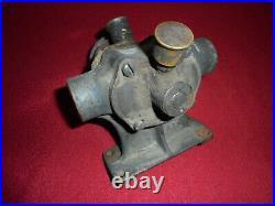 Cast Brass Maytag Hit & Miss Twin Cylinder 72 Washer Gas Engine Simmer Pump 1057