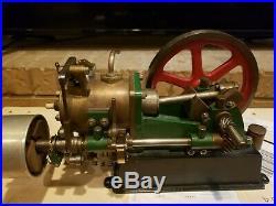Centaur Side Shaft, Flyball Govenor Gas Model Engine