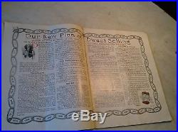 Circa 1900's Witte Hit & Miss Gas Engines Catalog