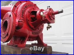 Coppus Steam Turbine 1.8HP Very Nice, Steam Engine Hit & Miss Antique GE Elliott