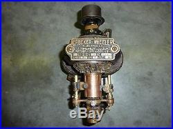 Crocker Wheeler Bipolar Electric Co. Antique Motor hit miss