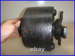 DESJARDIN 10 CLUTCH PULLEY BOLT ON for an Old Hit and Miss Antique Gas Engine