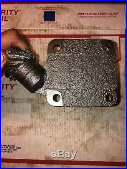 DVE 4 bolt Associated / United Magneto Bracket for Hit Miss Gas Engine