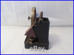 Dayton Flame Licker Vacuum Rotor Hit Miss Engine Toy Steam Motor Antique RARE