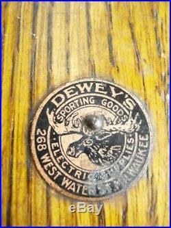 Deweys Milwaukee- Antique Spark Coil Lab, Marine, Hit Or Miss Engine- Works
