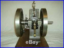 Domestic model hit and miss gas engine