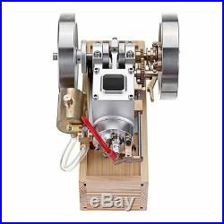 ET1 STEM Upgrade Hit & Miss Gas Engine Stirling Engine Model Combustion