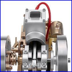 ET1 STEM Upgrade Hit & Miss Gas Engine Stirling Model Combustion DIY Eachine