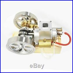 ET1 Stirling Spot Gasoline Engine Model Upgrade Version Hit Miss Oil Combustion