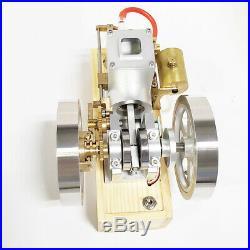 ET5 STEM Upgrade Hit & Miss Gas Engine Stirling Engine Model Combustion Gift