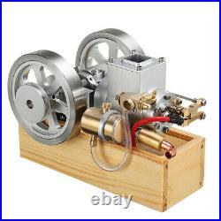 EachineET8 STEM Upgrade Hit Miss Gas Engine Stirling Engine Model Combustion 6CC