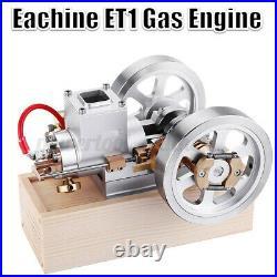 Eachine ET1 STEM Hit & Miss Gas Engine Stirling Engine Model Combustion C