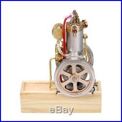 Eachine ETX Hit & Miss Gas Vertical Engine Stirling Engine Model Upgraded Versio
