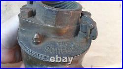 Early BRASS SCHEBLER CARBURETOR Original Vintage Tractor Large