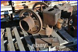 Early Fairbanks Morse Z 3 HP Gas Engine Hit Miss Project