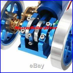 Engine Oil Engine Mini Model Hit and Miss Engine Friend Birthday Gif upgraded