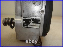 FAIRBANKS MORSE TYPE J X1A21 MAGNETO FM Z Gas Engine HOT Ser No. 424989