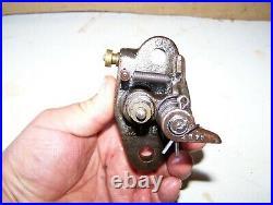 FULLER JOHNSON 1 1/2-12hp Hit Miss Gas Engine Ignitor Steam Magneto Oiler 2N88
