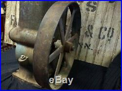 F. E. Myers Self Oiling Working Head 6 Inch Stroke Pump Jack Hit & Miss 3914