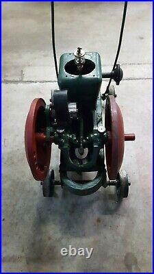 Fairbancks Morse Hit and Miss 2HP Gas Engine