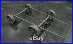 Fairbanks Hit & Miss Gas Engine Cart Gas Engine Motor