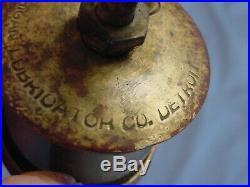 Fairbanks Morse H Michigan Lubricator Hit Miss Gas Engine Cylinder Oiler