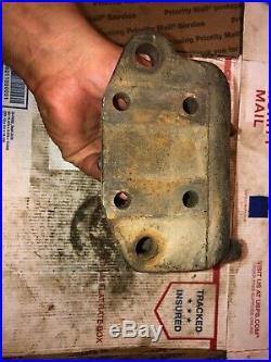 Fairbanks Morse Hit Miss Stationary Engine Magneto Bracket ZBA37A