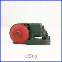 Fairbanks-Morse Hit and Miss Engine Salesman Sample Paperweight Toy Cast Iron