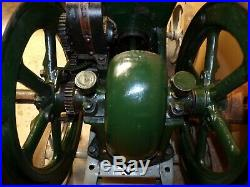 Fairbanks Morse Model Z Headless Exposed Crank 1 1/2 H. P. Stationary / Hit Miss