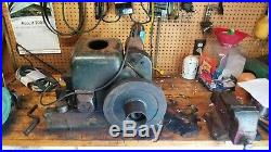 Fairbanks Morse Model Z Style D Hit And Miss Engine 1 1/2hp Running